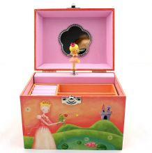 Princess Musical Jewellery Box